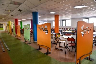Restaurant école et lycée