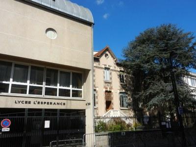 Entrée Lycée